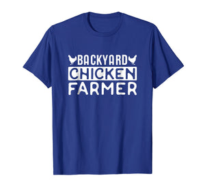 Funny shirts V-neck Tank top Hoodie sweatshirt usa uk au ca gifts for Backyard Chicken Farmer T-Shirt 2771687