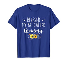 Charger l'image dans la galerie, Funny shirts V-neck Tank top Hoodie sweatshirt usa uk au ca gifts for Blessed to be called Grammy T Shirt Gift For Mother's Day Gi 1579152
