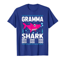 Charger l'image dans la galerie, Funny shirts V-neck Tank top Hoodie sweatshirt usa uk au ca gifts for Gramma Shark Doo Doo T-Shirt Funny Kids Video Baby Daddy 2591189