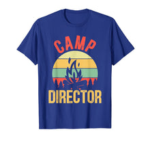 Charger l'image dans la galerie, Summer Camp Director Counselor Camper T-Shirt
