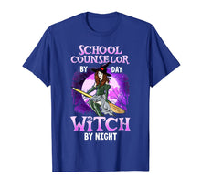 Charger l'image dans la galerie, School Counselor Halloween Witch College Counselors Costume T-Shirt