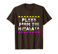 Charger l'image dans la galerie, Playa from the Himalaya Shirt 90s Style