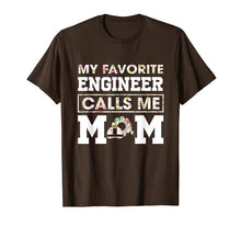 Charger l'image dans la galerie, Funny shirts V-neck Tank top Hoodie sweatshirt usa uk au ca gifts for My Favorite Engineer Calls Me Mom Funny Engineering T-Shirt T-Shirt 1370313