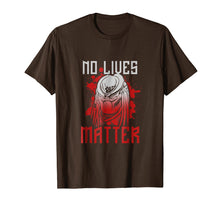 Charger l'image dans la galerie, Predator T-Shirt No Lives Matter Scary Creepy Animal