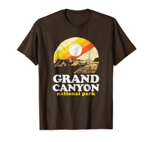 Charger l'image dans la galerie, Funny shirts V-neck Tank top Hoodie sweatshirt usa uk au ca gifts for Vintage Grand Canyon Retro Eighties T-Shirt 1871397
