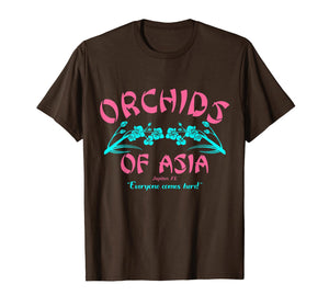 Orchids Of Asia Day Spa Shirt Robert For Shirts Gifts T-Shirt