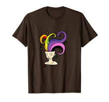 Charger l'image dans la galerie, Rainbow Girl - Free Your Imagination Dream Fantasy T-Shirt
