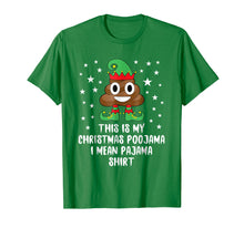 Charger l'image dans la galerie, Funny shirts V-neck Tank top Hoodie sweatshirt usa uk au ca gifts for Elf Poop Emoji This Is My Christmas Poojama - Pajama Shirt 1426177