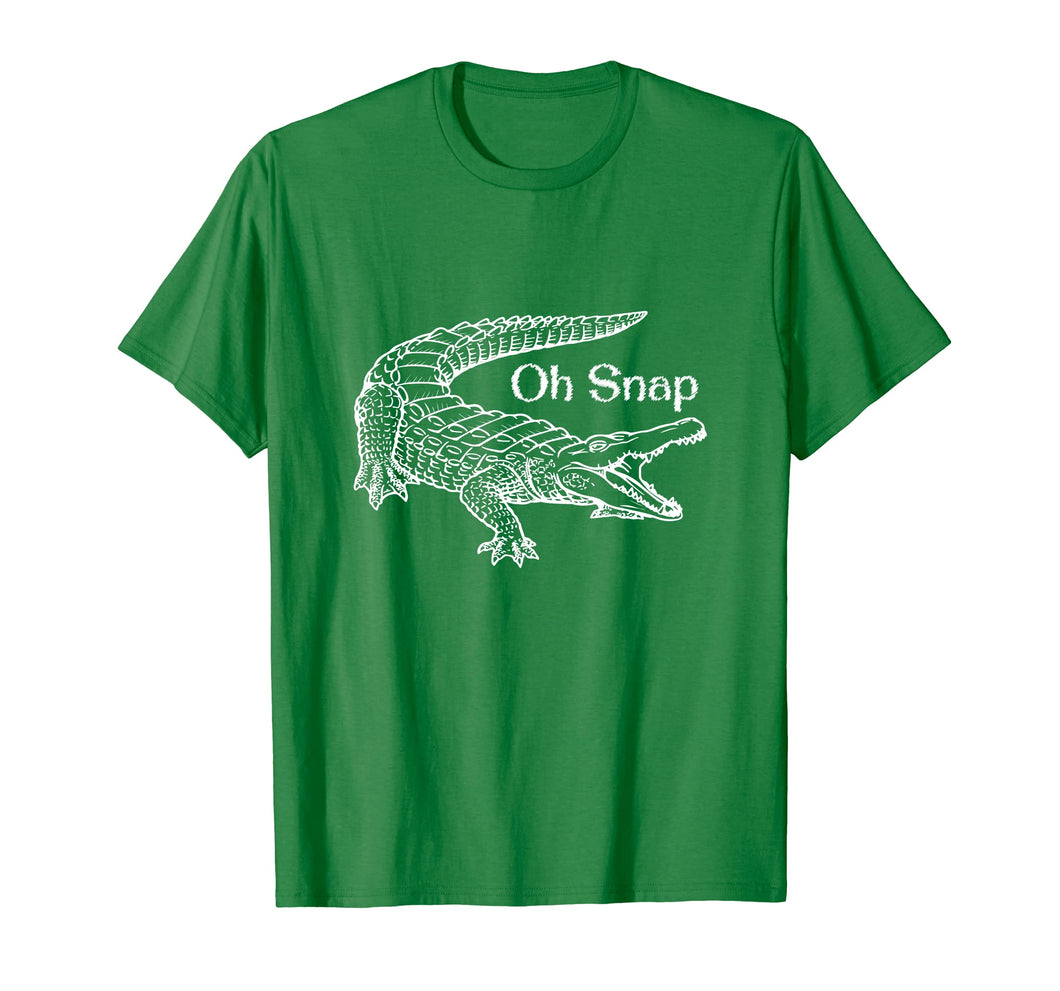 Oh Snap Pun T-shirt