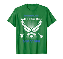 Charger l'image dans la galerie, Proud Air Force Mamaw T-Shirt Veterans Day Shirts T-Shirt