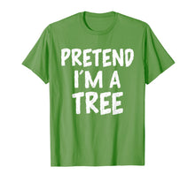 Charger l'image dans la galerie, Pretend I'm a Tree Funny Halloween Costume Boys Girls Gift T-Shirt
