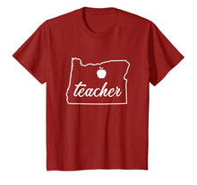 Charger l'image dans la galerie, Funny shirts V-neck Tank top Hoodie sweatshirt usa uk au ca gifts for Red For Ed T-Shirt Oregon Teacher Public Education Supporter 2215774