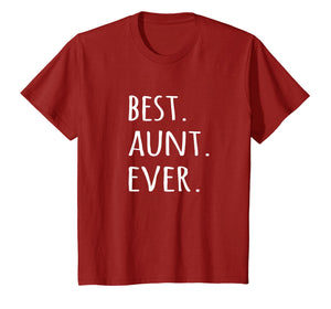 Funny shirts V-neck Tank top Hoodie sweatshirt usa uk au ca gifts for Best Aunt Ever T-shirt - tshirt for auntie aunty tee 1191879