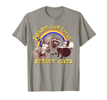 Charger l'image dans la galerie, support your local street cats tshirt Hillary White official