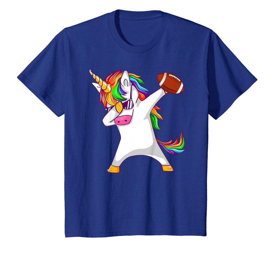 Funny shirts V-neck Tank top Hoodie sweatshirt usa uk au ca gifts for Football Unicorn T-Shirt Girls Squad Party Rainbow Dab Dance 2606191