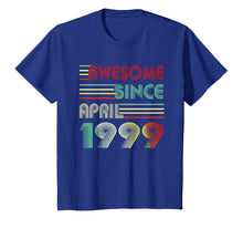Charger l'image dans la galerie, Funny shirts V-neck Tank top Hoodie sweatshirt usa uk au ca gifts for April 1999 T Shirt 20 Year Old Shirt 1999 20th Birthday Gift 2599983