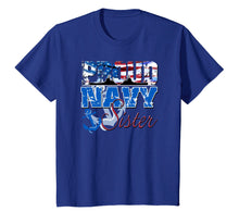 Charger l'image dans la galerie, Funny shirts V-neck Tank top Hoodie sweatshirt usa uk au ca gifts for Proud Navy Sister Patriotic Sailor Shirt Siblings Day 2104595