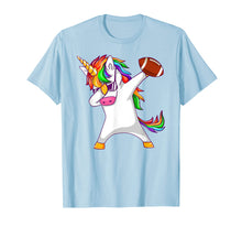 Charger l'image dans la galerie, Funny shirts V-neck Tank top Hoodie sweatshirt usa uk au ca gifts for Football Unicorn T-Shirt Girls Squad Party Rainbow Dab Dance 2606191