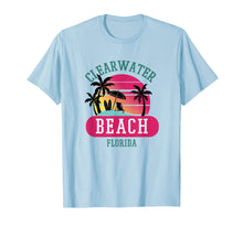 Charger l'image dans la galerie, Funny shirts V-neck Tank top Hoodie sweatshirt usa uk au ca gifts for Retro Cool Clearwater Beach Original Florida Beaches Tshirt 2618583