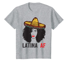 Charger l'image dans la galerie, Funny shirts V-neck Tank top Hoodie sweatshirt usa uk au ca gifts for African Latina T-Shirt for Educated Strong Black Woman Queen 2483984