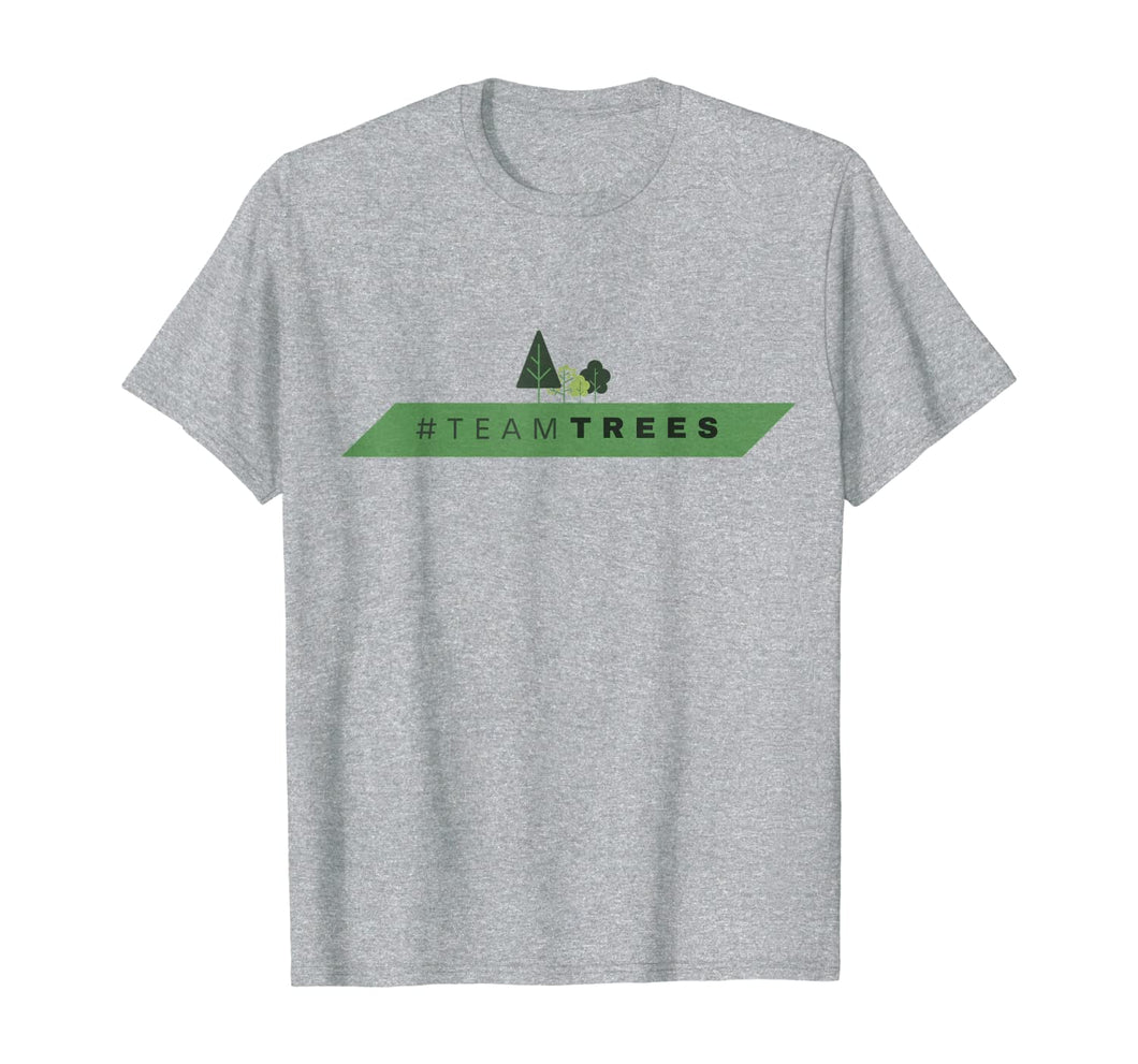 Team Trees Campaign Movement #TeamTrees T-Shirt