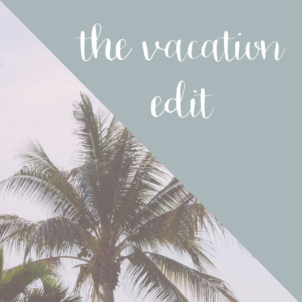 The Friday Five | Vacation is good for the soul!
