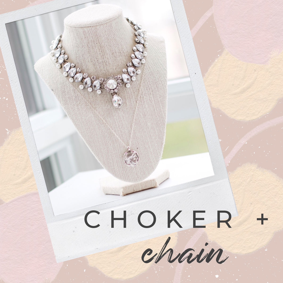 choker and chain layering chain blog post