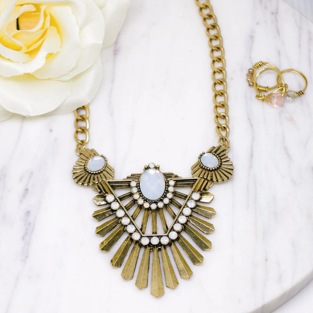The Talisa Necklace - Earrings and Stuff