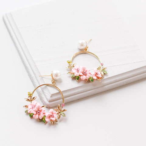 Esme Hoop Earrings