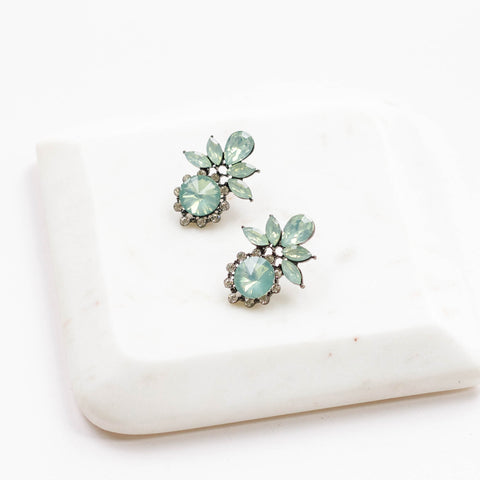 The Harriet Jewel Earrings