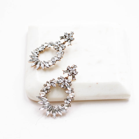 Hedy Drop Earrings