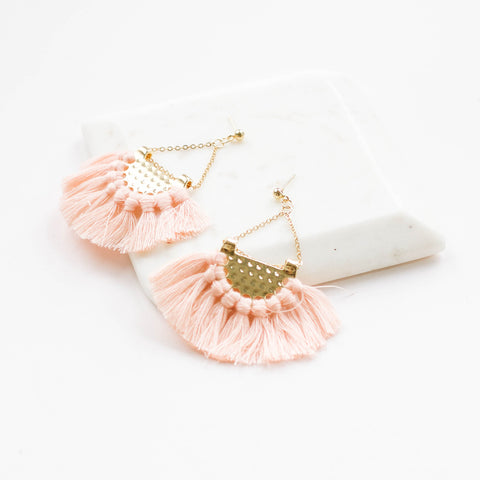 Keely Tassel Earrings