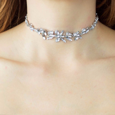 Loretta Choker Necklace