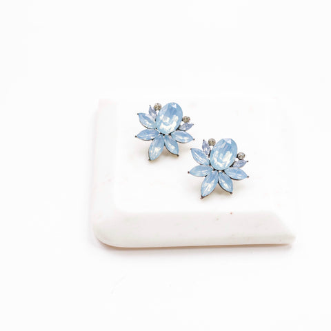 Blue Betty Jewel Earrings
