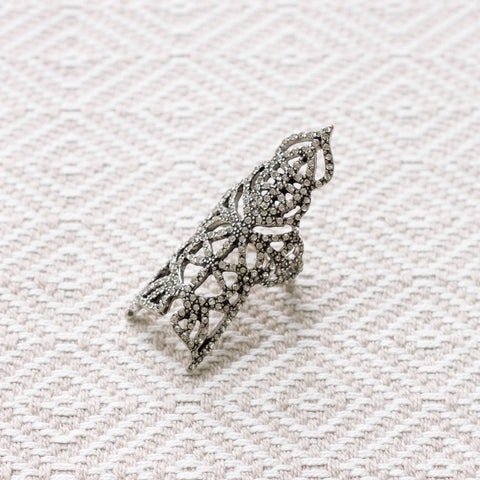 silver-rhinestone-sparkle-knickle-ring-size7.5