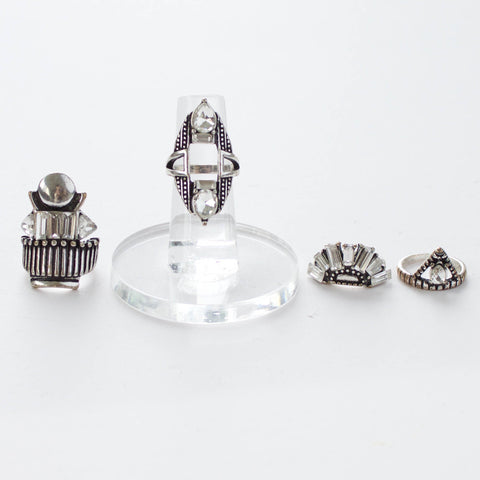 Ciara Ring Set