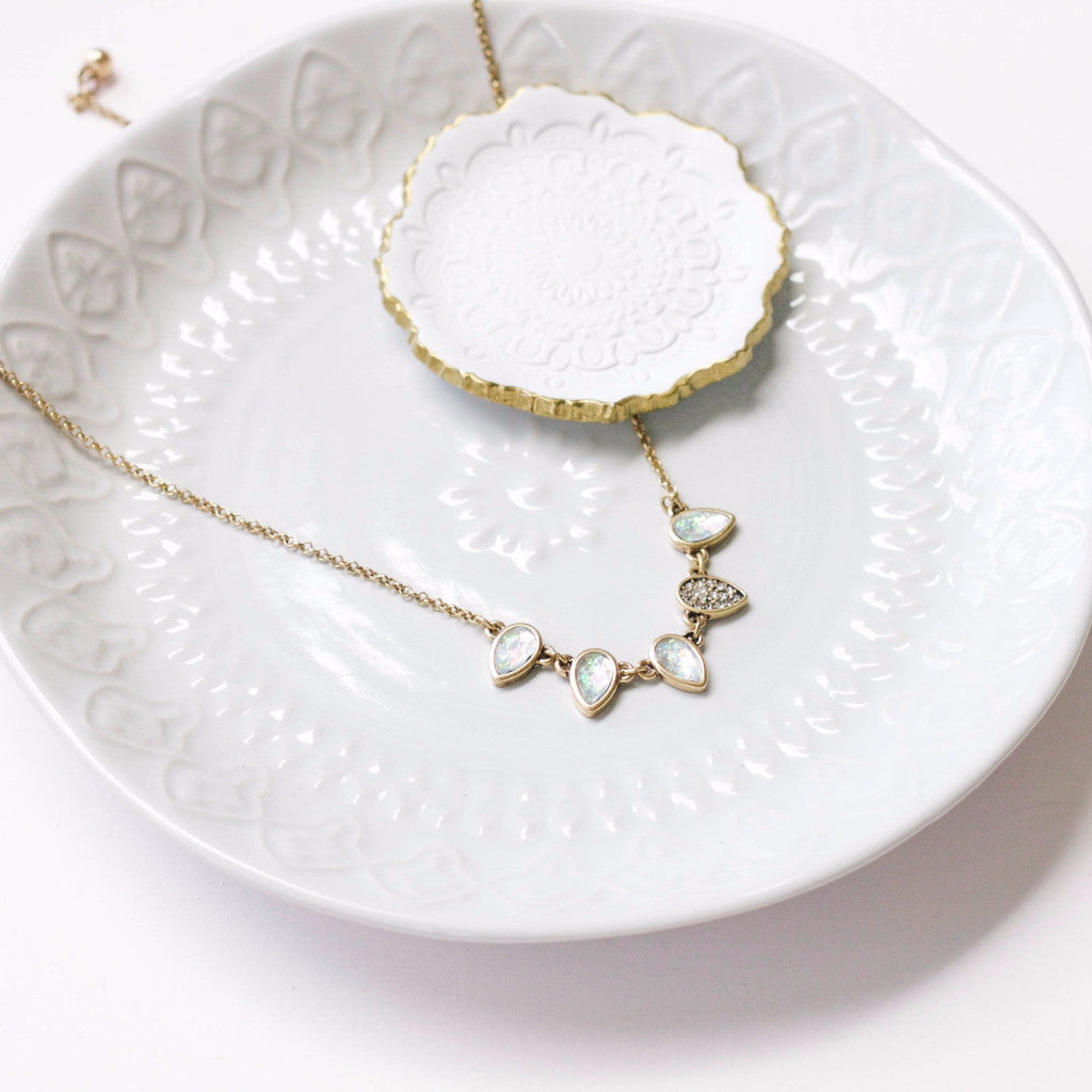 Julia Chain | gold plated chain necklace
