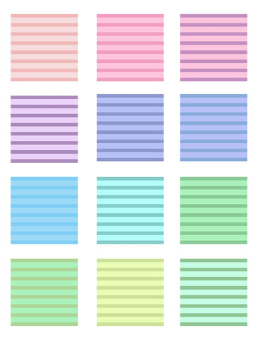Striped Background Images for Custom Pet Paintings