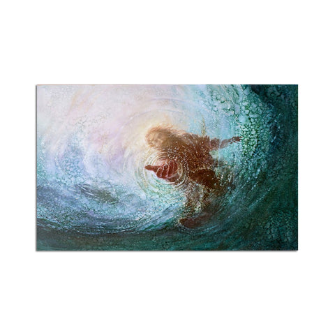 Canvas Wall Art | Modern Jesus Canvas Prints Framed Ready to Hang