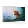 Canvas Wall Art | Modern Jesus Canvas Prints Framed | Hand of God