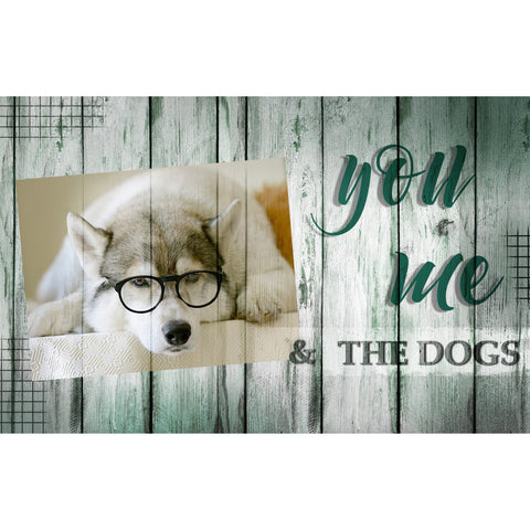Custom Canvas Wall Art | You Me And The Dogs