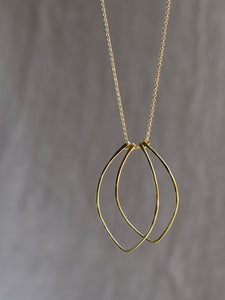 geometric necklace vancouver