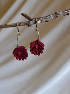 fabric earrings canada
