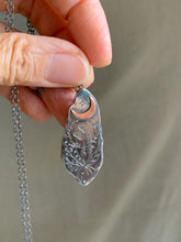 Load image into Gallery viewer, forest spirit  handcrafted silver jewelry Canada