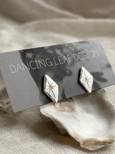 Load image into Gallery viewer, silver kite earrings Canada