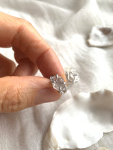 Load image into Gallery viewer, Herkimer Diamond clip on earrings Canada