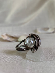 Moss Aquamarine ring for sale Canada