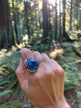 Load image into Gallery viewer, labradorite ring canada