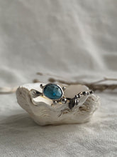 Load image into Gallery viewer, Enchanted Forest Dew Drops Rings ✴︎London Blue Topaz✴︎