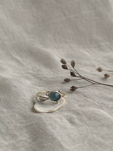 Enchanted Forest Dew Drops Rings ✴︎London Blue Topaz✴︎